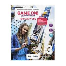 game-on--video-edition-students-book-for-everyone--bes--vol-3